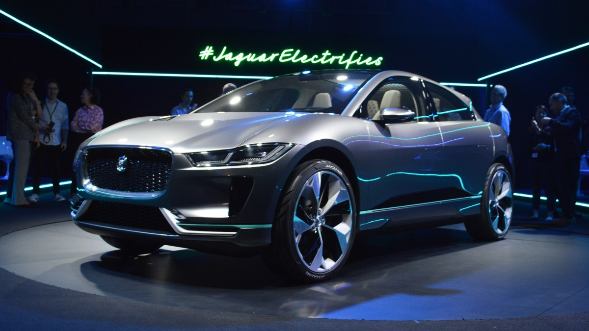 Jaguar IPACE – Nice Concept, But It's Just Not A Tesla