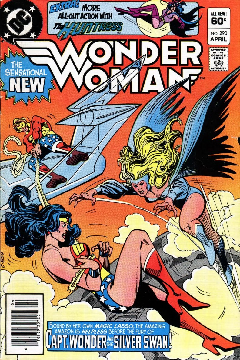 Image result for silver swan wonder woman